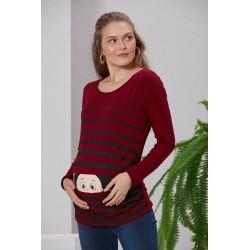 Umstandsmode Mutterschaft_Tank-Shirt Umstandstop
